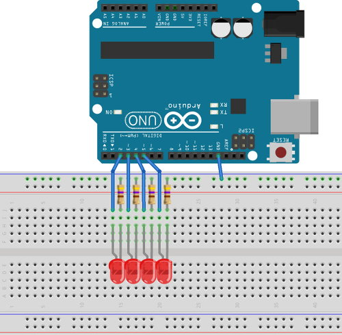 arduino-moving-lights-display-breadboard
